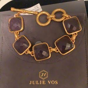 NWT Julie Vos Link Bracelet FIRM